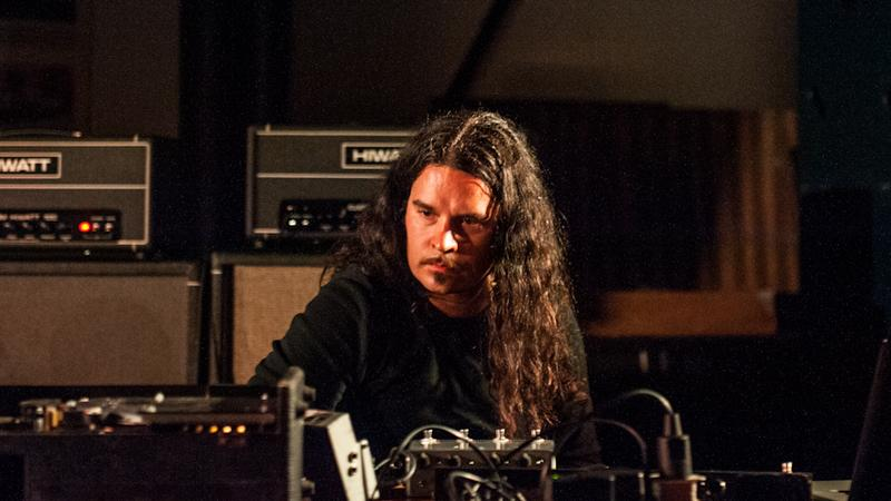 Stephen O'Malley z Sunn o)))