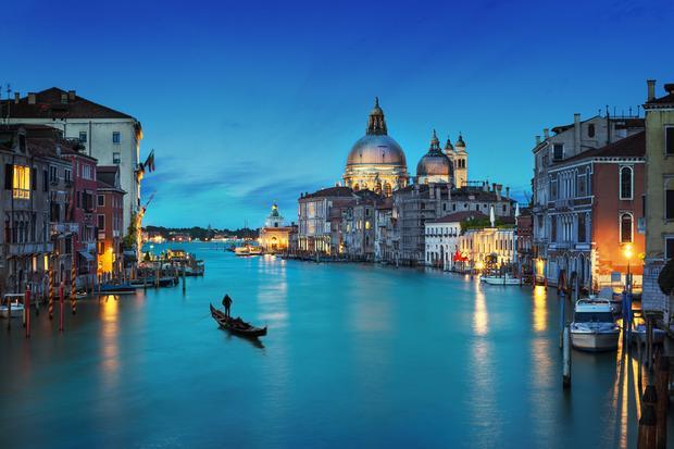 Na Burchiello wsiąść można już w Wenecji