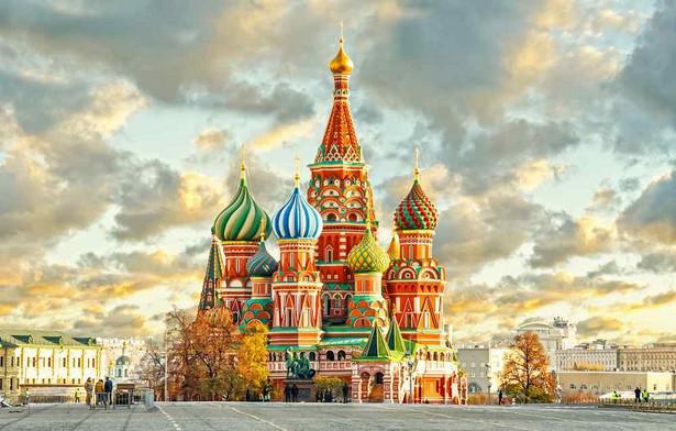 Moskwa, Rosja