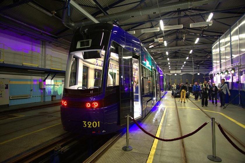 Nowy tramwaj