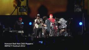 Impact Festival 2012 - Koncert Red Hot Chili Peppers