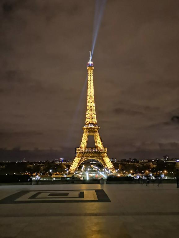 Pariz kroz objektiv P20 Pro