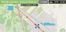 Rusza drugi etap przebudowy Rokicińskiej