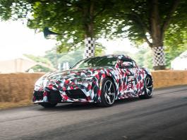 Toyota Supra - wielki powrót