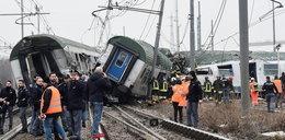 Tragiczny wypadek pociągu. Dwie osoby zginęły, ponad 100 rannych