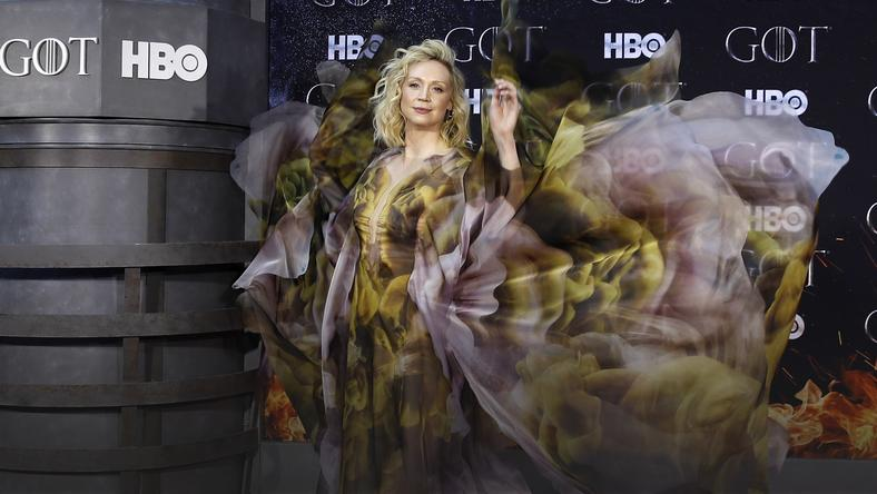 epa07483834_2 - epaselect USA TELEVISION GAME OF THRONES (New York red carpet premiere of Game of Thrones)