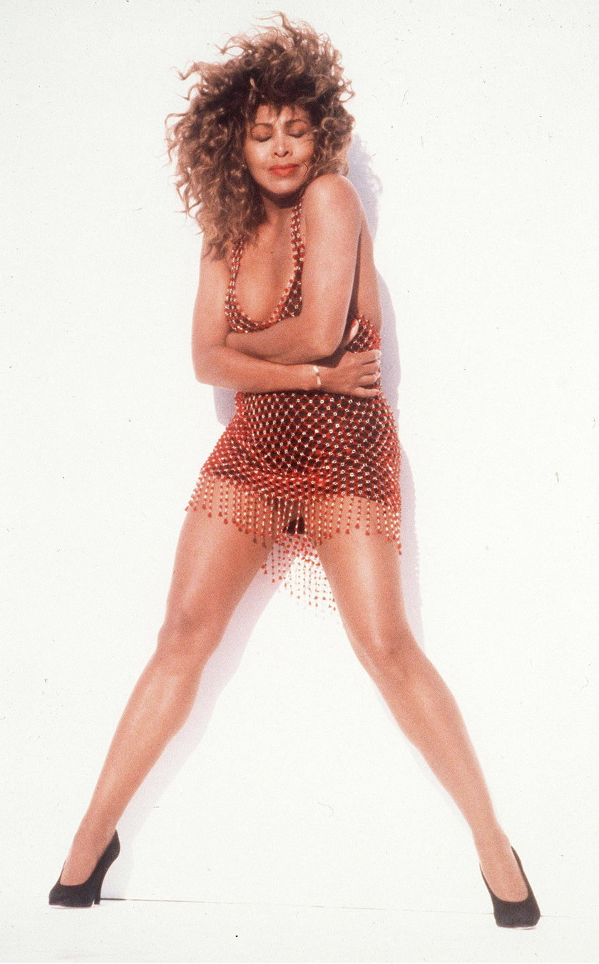 Tina Turner długie nogi
