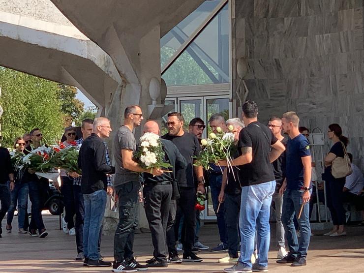 Dalibora Andonov Gru sahrana