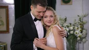 """M jak miłość"": ślub Asi i Tomka"