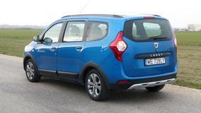 Dacia Lodgy Stepway - po prostu środek transportu | TEST