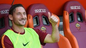 Trener Pescary: wiem, że Totti chce kontynuować karierę