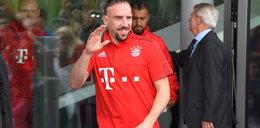 Frank Ribery domaga się gigantycznego odszkodowania od stacji TV!