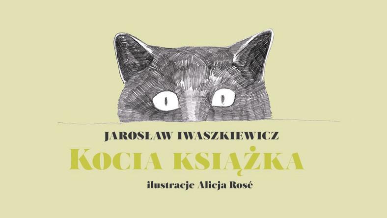 """Odkryty na strychu w Stawisku staroświecki brulion z rękopisem """"Kociej książki"""" Jarosława Iwaszkiewicza nabiera życia dzięki nowym ilustracjom Alicji Rosé. Oryginalny koncept sprzed 80 lat wzbogacają współczesne pomysły graficzne. To historia kotki, o której w domu Iwaszkiewiczu mówiło się: """"co to kotu, co to kotu, ile z kotem jest kłopotu!"""". Czy wszystkie koty są takie problematyczne? A może są też mruczki z profesurą albo perfumowane? O tym w książce!"""