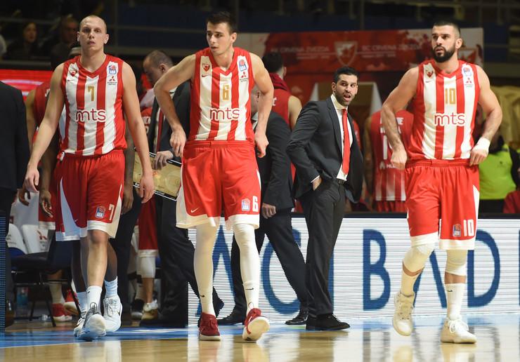 KK Crvena zvezda, Dušan Alimpijević