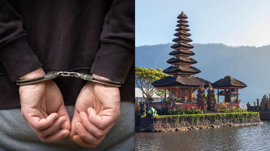 Historia Polaka, który trafił do więzienia w Indonezji