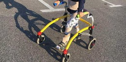Złodziej ukradł sprzęt niepełnosprawnemu chłopcu. Ruszyło go sumienie?