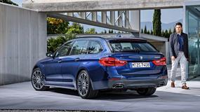Polskie ceny nowego BMW serii 5 kombi