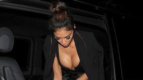 Nicole Scherzinger w odważnej stylizacji. Co za dekolt!