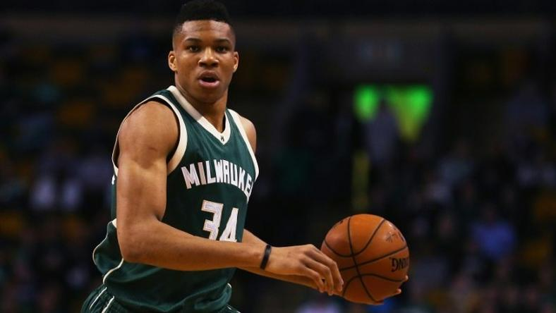 Giannis Antetokounmpo is one of the four Nigerians in the NBA. He is also the highest paid.