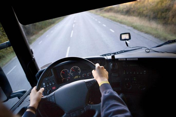 Vozac kamion