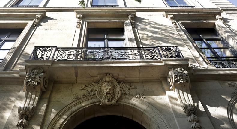 Inside Epstein's $56 million mansion on the upper East Side