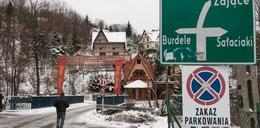 Protest górali: nie chcemy mieszkać w Burdelach