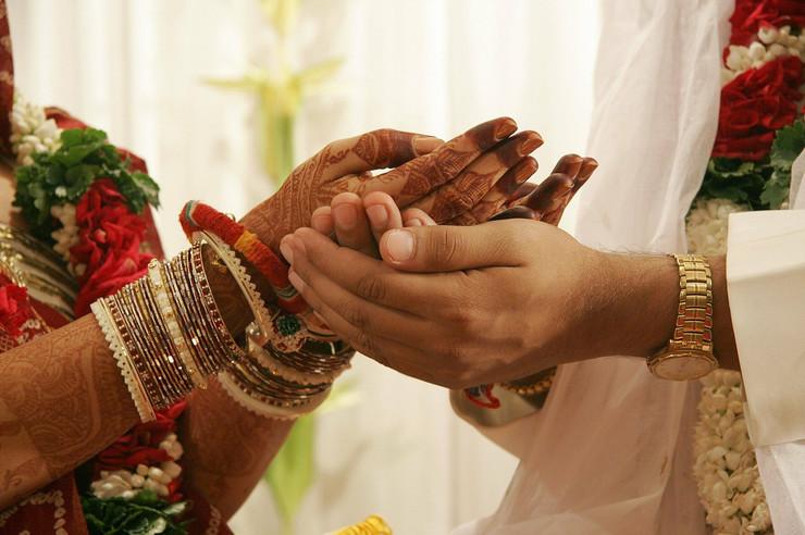 indija vencanje
