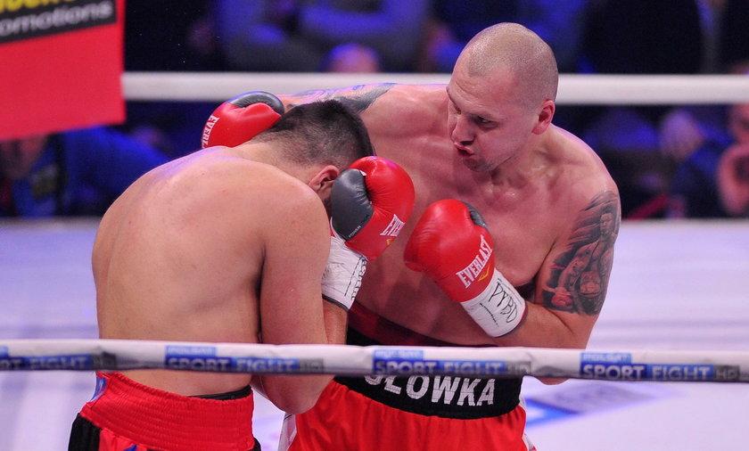 Krzysztof Głowacki vs Serhiy Radchenko