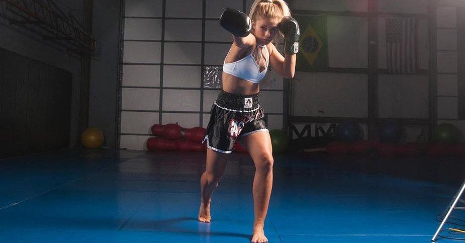 PaigeVanZant zadebiutuje 14 listopada w walce na gołe pięści