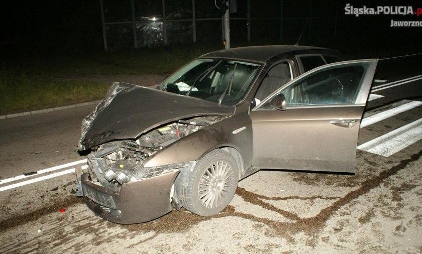 Dwie nastolatki ranne w wypadku