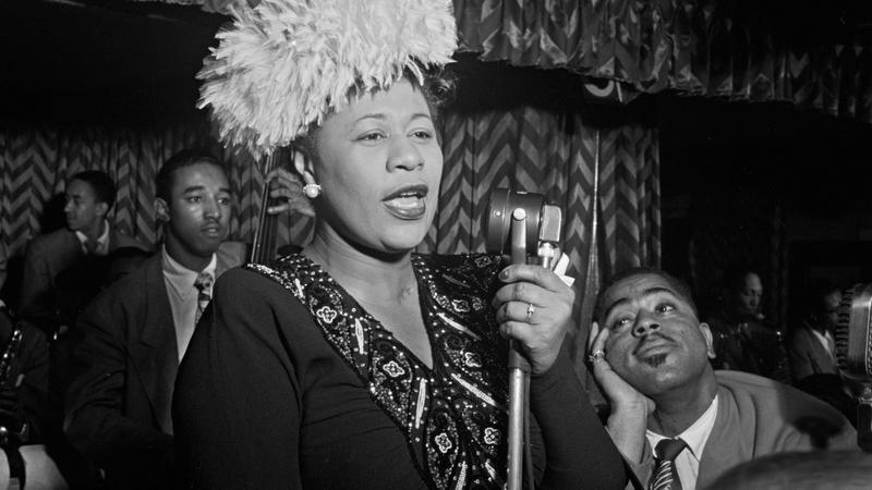 Ella Fitzgerald w 1947 roku