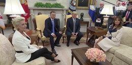"""Prezydent Duda chce wybudować w Polsce """"Fort Trump"""""""
