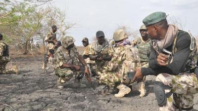 Troops arrest Boko Haram informant, tighten security in Yobe