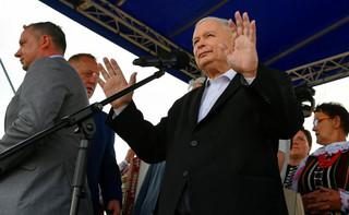 Kaczyński reaguje na loty Kuchcińskiego. Będą przepisy regulujące transport rządowymi samolotami