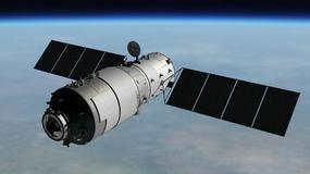 Pierwsza chińska stacja kosmiczna poza kontrolą? Badacz mówi, że w każdej chwili może spaść na Ziemię