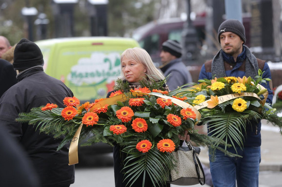 Bivša supruga Mikija Jevremovića, Sonja Đorđević Kulier