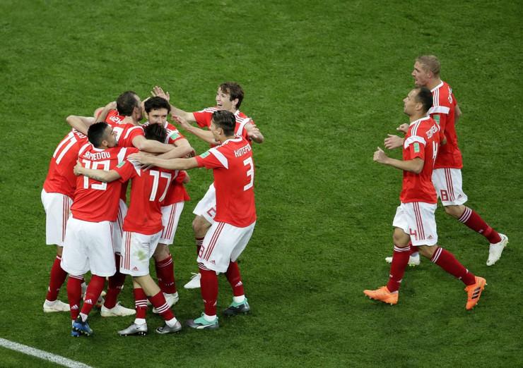 Fudbalska reprezentacija Rusije, Fudbalska reprezentacija Egipta