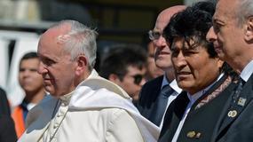 Papież Franciszek odleciał z Boliwii do Paragwaju
