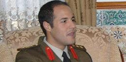 Śmierć najmłodszego syna Kaddafiego!