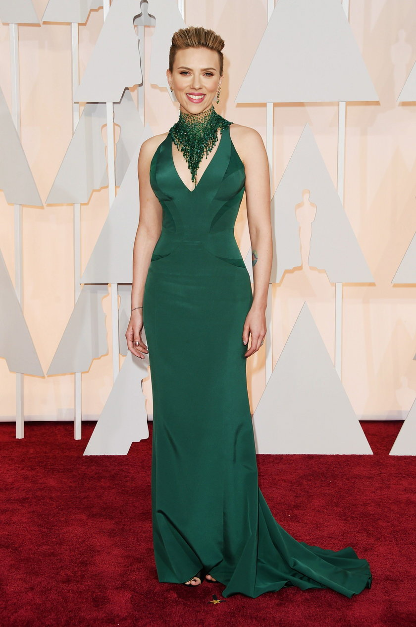 Najlepsze kreacje na gali Oscarów 2015