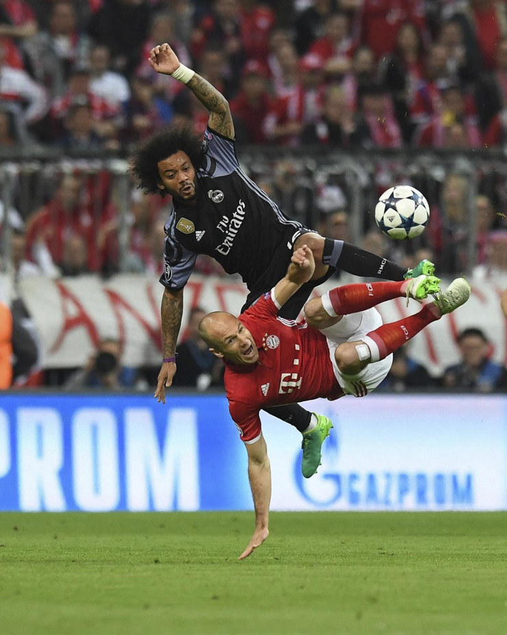 FK Bajern Minhen, FK Real Madrid