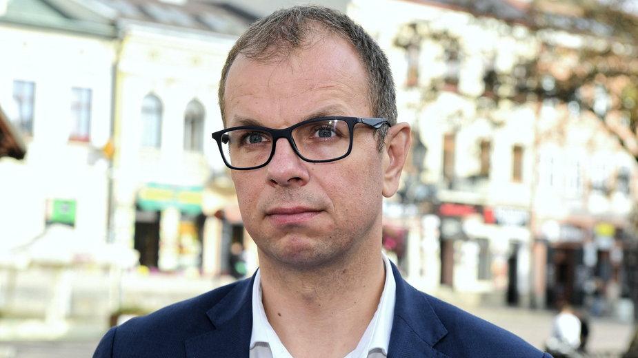 Prezydent Przemyśla Wojciech Bakun