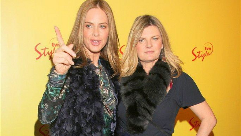 Trinny i Susannah teraz ubierają Polskę