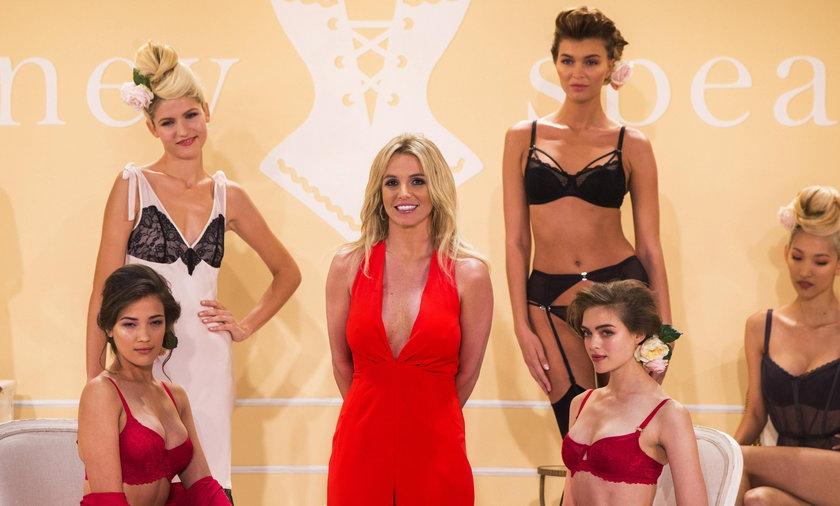 Bielizna Britney Spears