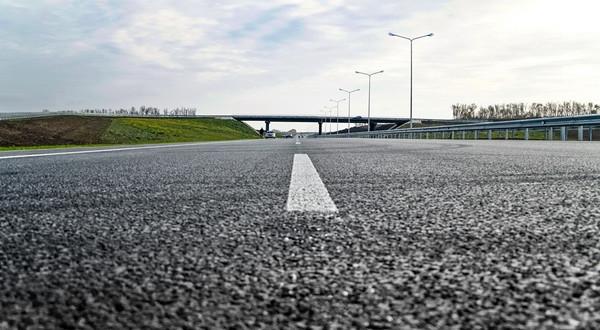 Gumowy asfalt