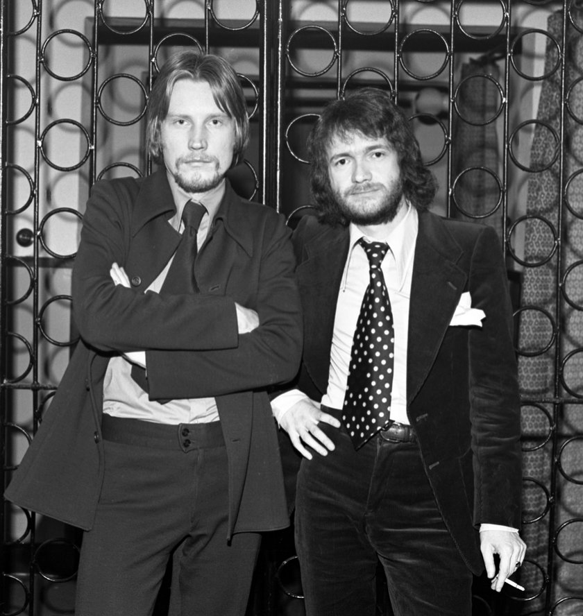 Waclaw Kisielewski i Marek Tomaszewski
