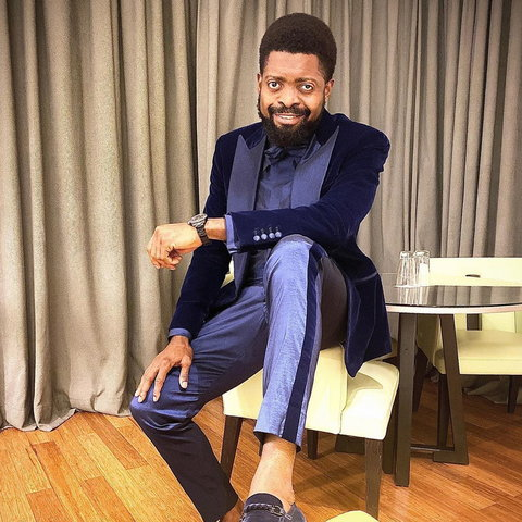 Basketmouth has come out to apologise over the controversial rape joke which had gotten a lot of people talking a few days ago. [Instagram/Basketmouth]