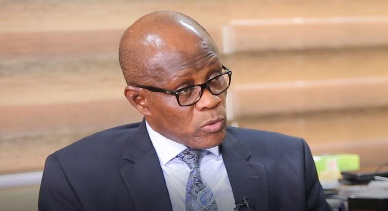 Head of Other Financial Services at the Bank of Ghana, Joseph Kofi Amoah Awuah