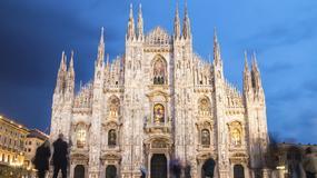 Katedra w Mediolanie wprowadza bilet na czas Expo - 2 euro za wejście do Duomo