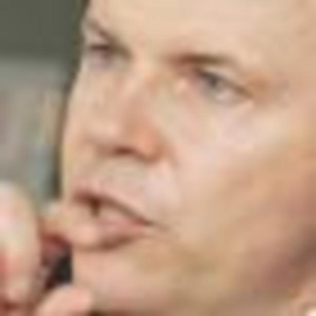 Piotr Gaweł, był m.in. prezesem agencji reklamowej Lintas i Ammirati Puris Lintas. Były członek zarządu TVP oraz Polkomtelu Fot. Wojciech Górski